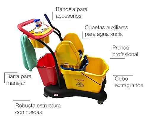Clim Profesional Carro fregado Completo Profesional