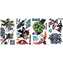 Avengers wall stickers for Avengers wall mural amazon