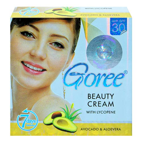 GOREE BEAUTY CREAM WITH LYCOPENE (30G) Online Shopping in India