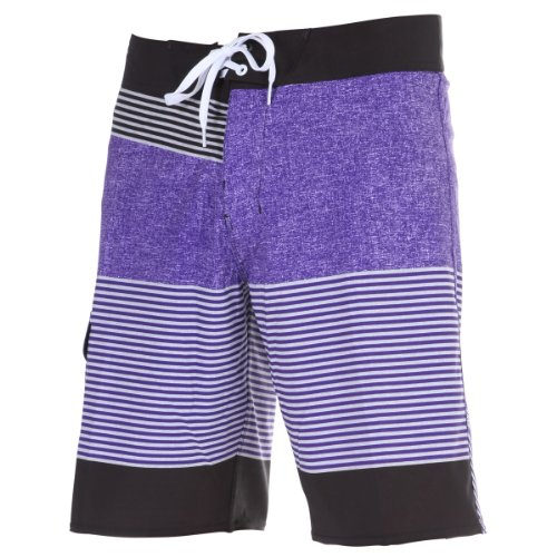 Herren Boardshorts Billabong Fifty 50 Boardshort Purple