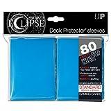 Ultra Pro Fundas para Cartas, Color Azul (85252)
