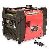 MAGIRA 4,0kW Digitaler Inverter Stromerzeuger, benzinbetriebener Generator : 800W (0,8kW) - 7000W (7,0kW)