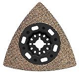Bosch 2608662907 Carbit-Riff Schleifplatte AVZ 90 RT6, 1 W, 1 V