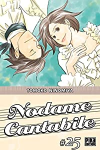 Nodame Cantabile Edition simple Tome 25