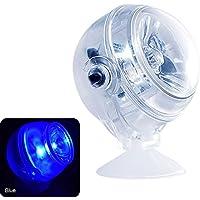Wildlead Tanque de peces LED de iluminación a prueba de agua proyector submarino noche marina / luz de buceo accesorios de decoración de la lámpara del acuario