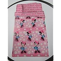 Disney – Juego sábanas Minnie Daysi Flower cama 90 cms