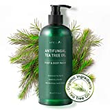 Best Body Wash For Men - Aprilis Antifungal Tea Tree Oil Body Wash, Shower Review