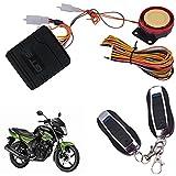 Vheelocityin Bike / Motorcycle/ Scooter Remote Start AlarmFor Yamaha Sz-Rr Blue Core