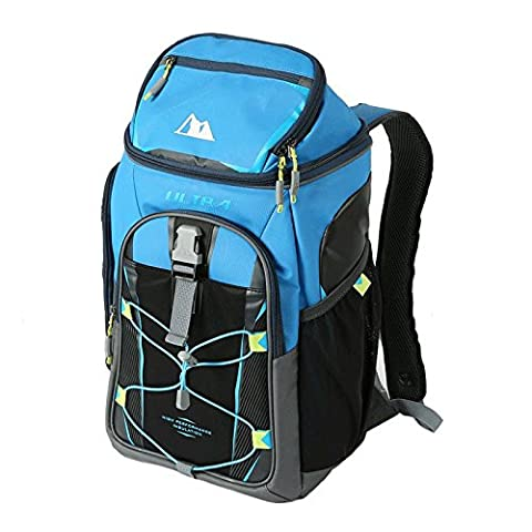 Arctic Zone 12.5 Litre 24 Can Ultra Backpack Cooler Ice Bag Food/Drinks
