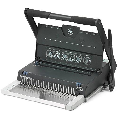 GBC MultiBind 220 Kombi-Bindemaschine (Stanzkapazität: 20 Blatt (80g/m²), Bindekapazität: 450 Blatt)