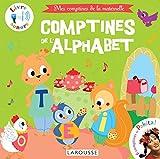 Telecharger Livres Mes comptines de l alphabet (PDF,EPUB,MOBI) gratuits en Francaise