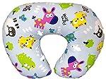 Montu Bunty Wear 5-in-1 A Boppy Alternative Nursing Feeding Pillow with Cotton Slipcover