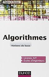 Algorithmes - Notions de base