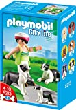 PLAYMOBIL 5213 - Border Collie-Familie