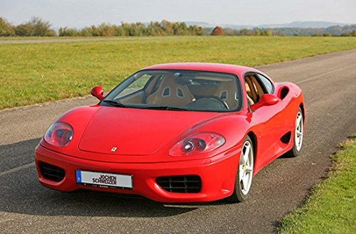 Geschenkgutschein: Ferrari F360 selber fahren
