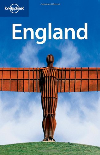 England (Lonely Planet Regional Guides)
