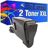 PlatinumSerie® 2 Toner compatibile con Kyocera Mita TK-1125 Black Kyocera FS-1325 MFP Kyocera FS-1061 DN