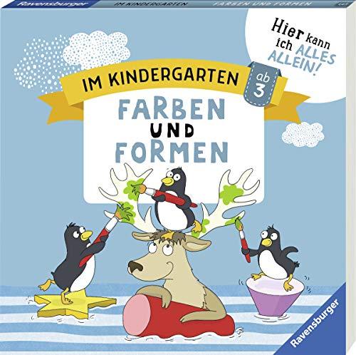 Im Kindergarten: Farben und Formen: Hier kann ich alles allein