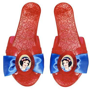 Disney Princess - Schneewittchen - Glitzernde Schuhe [UK Import] (Fairies Von Dornröschen Kostüme)
