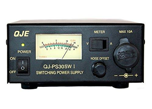 Festspannungsnetzgerät PS30SWI, 30A, 13,8V, Schaltnetzteil mit Entstörfilter Test