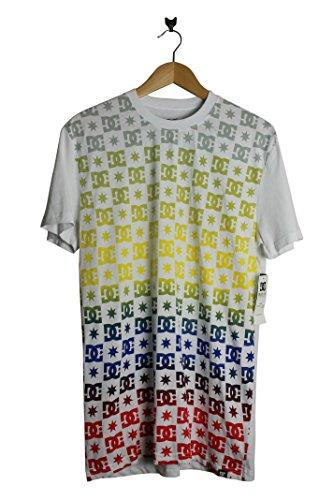 DC -  T-shirt - Maniche corte  - Uomo bianco Small