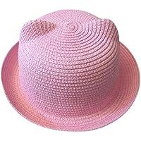 Amazon.it  cappello di paglia  Prima Infanzia 3455a5094b64