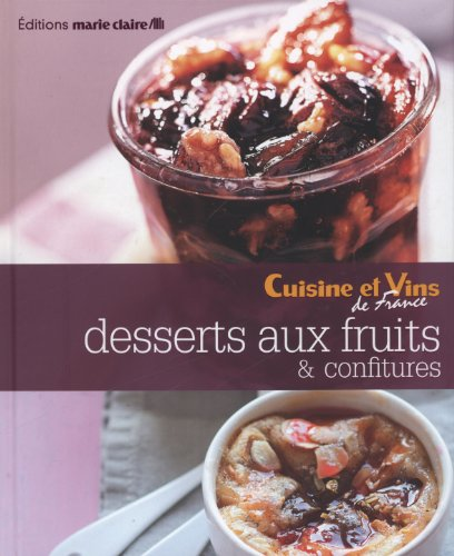 Desserts aux fruits & confitures