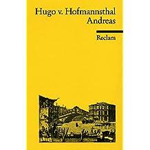 Andreas (Reclams Universal-Bibliothek)