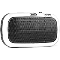 Trevi RS745USB Jimmy Hand held Rechargeable Portable FM Radio / MP3 Player USB Micro SD - White