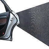 Insun Auto Tür Türschutz Wasserfester Garagenwandschutz Kantenschutz Lackschutz und Folienschutz Auto Türkantenschutz im 2er Pack 4mm Dicke