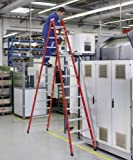 ZARGES Kst-Stufen-Stehleiter 2 x 8 Sprossen Z600