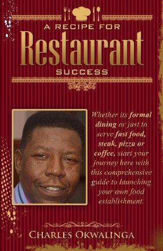 A Recipe for Restaurant Success