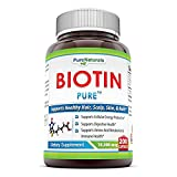 Pure Naturals - Biotin - Maximum Strength - 10000 mcg - 200 capsules by Pure Naturals