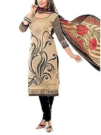 Kalakriti Women Glaze Cotton Unstiched Suit