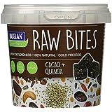 BIOGLAN Superfoods Raw Bites Cacao/Quinoa 4 x 140 g