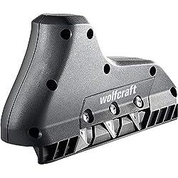 Wolfcraft 4009000 Rabot Plaquiste à Chanfreiner 3 Lames