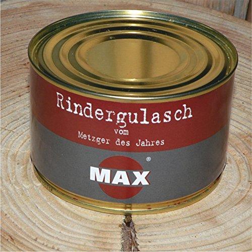 Max Metzger Rindergulasch