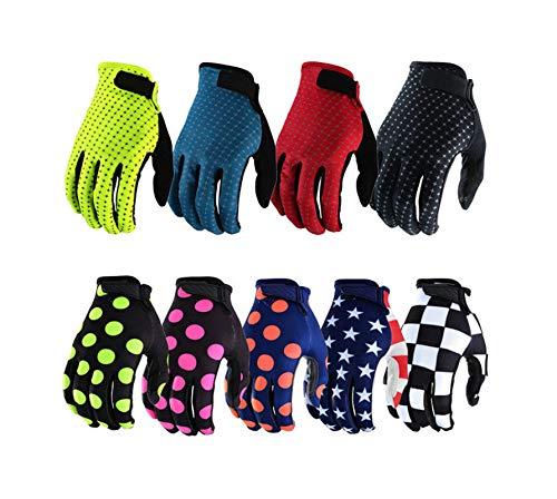 KnBoB Motorrad Handschuhe für Fahrrad Sommer Handschuhe Motorrad Schwarz M (Baseball-handgelenk-protektor)