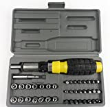 Japp 41 Pieces Multipurpose Tool Kit - For Home And Professional Use