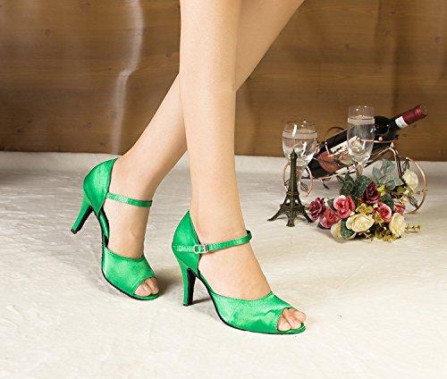 Minitoo , Bride à la cheville femme Verde (verde)