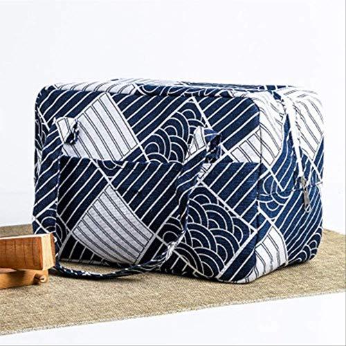 txxzn Lunch Bag Essen Frisch Halten Zarte Lunch Bag Tote Thermal Isolierung Reise Picknick Lunchbag 29 * 20 * 13 cm pro 13 Pro Thermal
