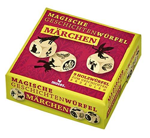 Preisvergleich Produktbild moses. 90243 - Magische Geschichtenwürfel, Märchen