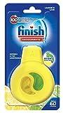 Finish, lot de 4 désodorisants pour lave-vaisselle, parfum citron