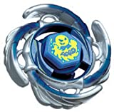 Takaratomy Beyblade # Bb72 Japanese Metal Fusion 105 F Premium Returns Booster Aquario Battle Top