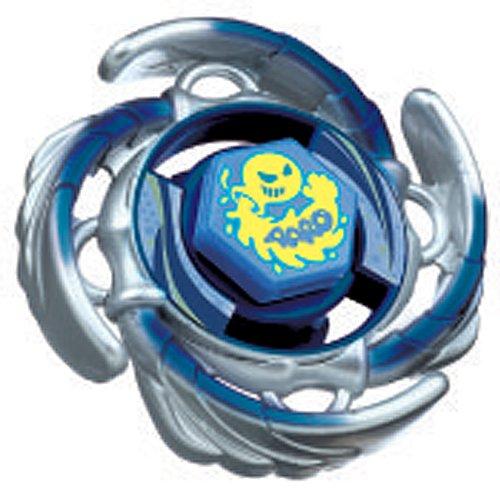 TAKARA TOMY TakaraTomy Kreisel # BB72Japanische Metall Fusion 105F Premium gibt Booster Aquario Battle Top