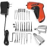 godlock Herramientas de mantenimiento de cerraduras, pistola de ganzúas para un uso de cerrajero.