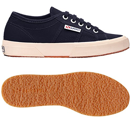 Superga S4s, Unisex - Adulto NAVY