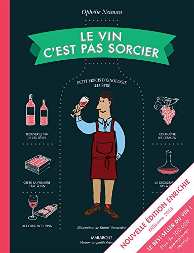Le vin c'est pas sorcier Nouvelle Edition
