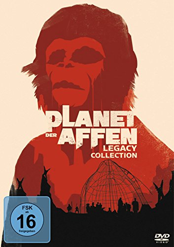 Bild von Planet der Affen - Legacy Collection [6 DVDs]