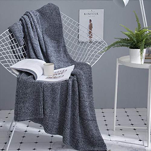 Zoom IMG-1 ainif coperta lavorata a maglia